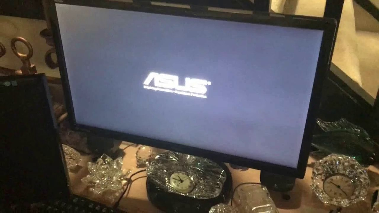 Asus VG248QE Display Port Fix (Temporarily Need 2nd Monitor or TV)