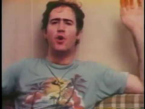 andy kaufman mighty mouse
