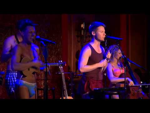 Kiss Randy Harrison and The Skivvies
