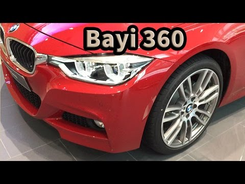 bmw 320i f30 40. yıl Üzeri ekstra sipariş bayi360 - youtube