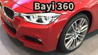 BMW 320i F30 40. Yıl Üzeri Ekstra Sipariş Bayi360