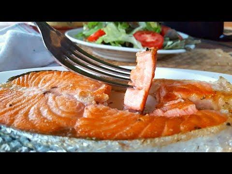 4 TRUCOS para freír el salmón y que te quede MUY JUGOSO.