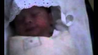 Lissa dag adik bayi..  :*