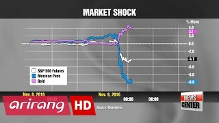 Global markets react to Trump's victory: Skype with analyst in Hong Kong