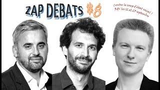 ZAP DEBATS #8 : Mobilisation contre le coup d'état social (Corbière-Lachaud-Quatennens)