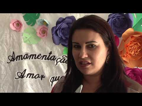 Prefeitura de Confresa e Secr.  de Saúde realiza ação Agosto dourado