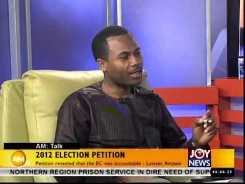 2012 Election Petition - AM Talk (29-8-14)