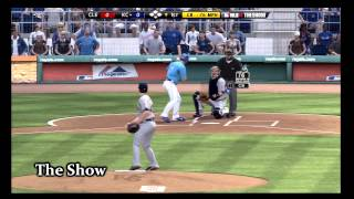 MLB 12 The Show VS MLB 2K12 Review