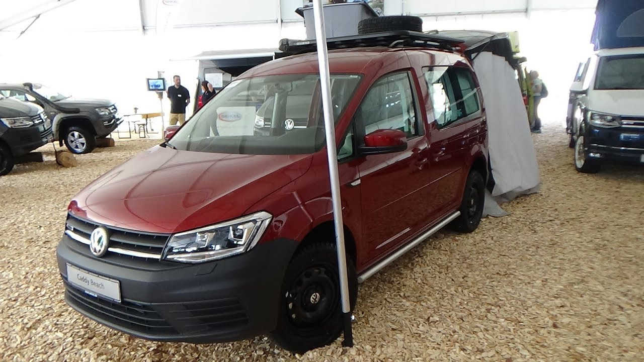 2018 volkswagen caddy beach 4motion exterior and. Black Bedroom Furniture Sets. Home Design Ideas