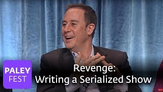 Revenge - Writing a Serialized Show thumbnail