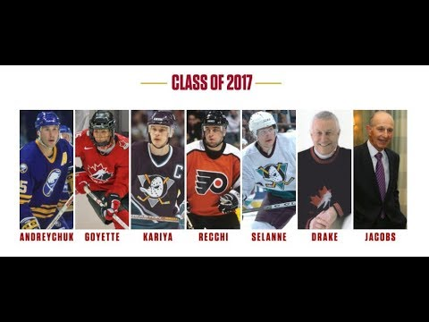 2017 Hockey Hall of Fame Special - Hello!! Hall of Fame!!!