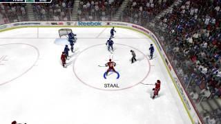 NHL 09 PC Gameplay (part 2)