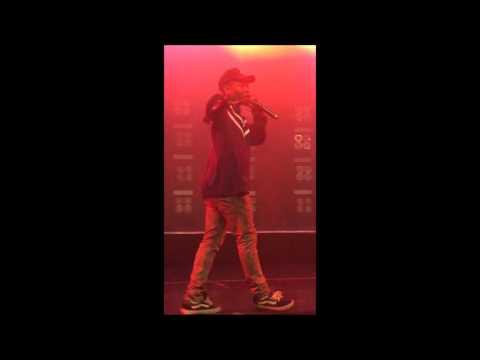 Dizzy Wright live - Up all night tour - Denmark 2017