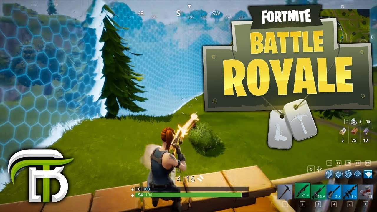 Best Solo Game All Time Fortnite Battle Royale