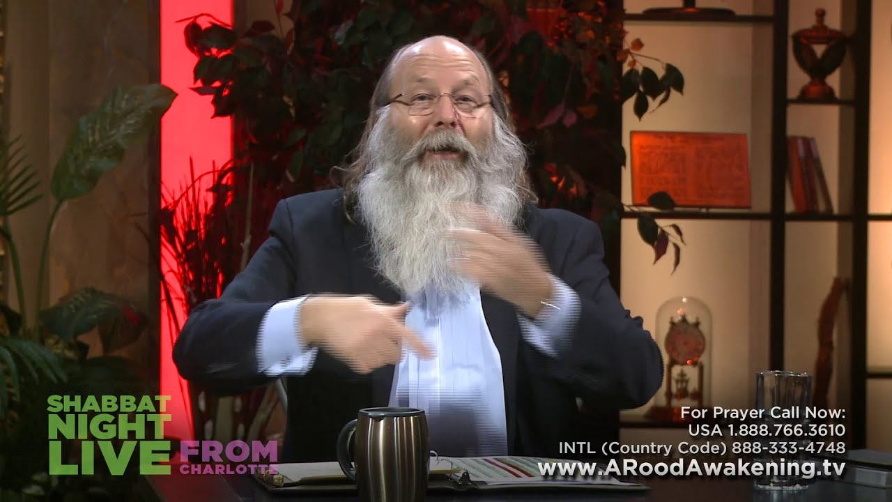 The Mark of the Beast and the New World Order (w/ Michael Rood) - Shabbat  Night Live - 1/31/14