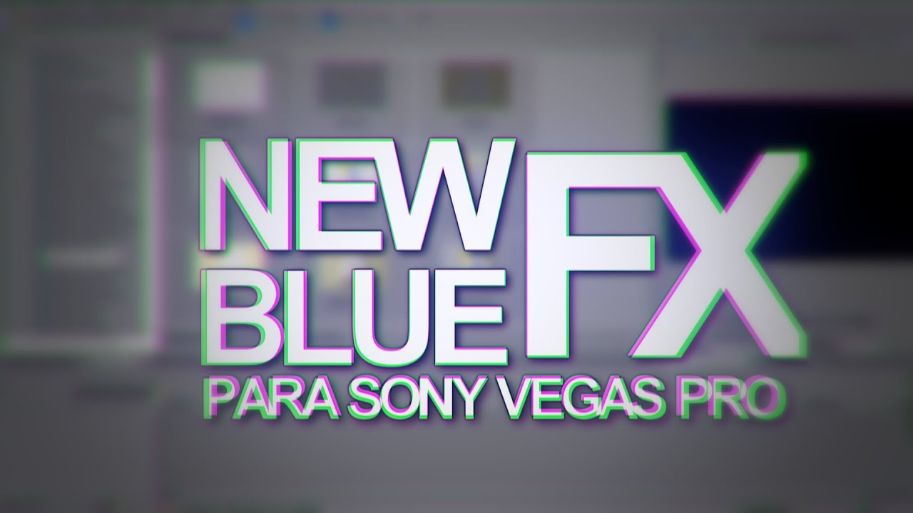 Photoshop:Sony Vegas Pro Text Logo Intro Template