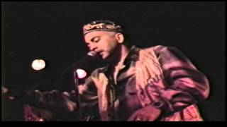"Jimi Hendrix Tribute Black Rock Coalition @ Cooler,Coati Mundi 1996 ""Getting my heart back together"""