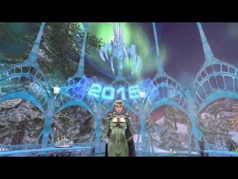 Star Trek Online - Fastest Game on Ice (Winter Event 2015)