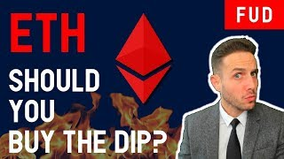 Is Ethereum in Capitulation? ETH price crashes! SHOULD YOU BUY THE DIP? Bitcoin and Crypto News