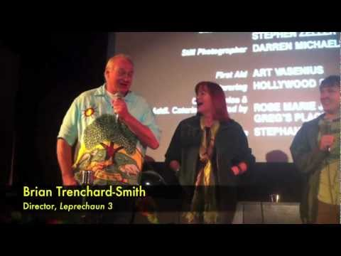 """Leprechaun 3"" Director and Cast at The Cinefamily 2011"