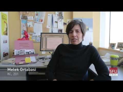 Melek Ortabasi, Simon Fraser University (SFU): WL 201