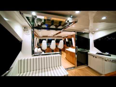 New Ocean Yachts 68 Enclosed Flybridge