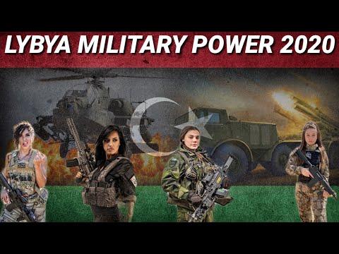 LIBYA MILITARY POWER 2020/LIBYA ARMY POWER 2020/LIBYA NAVY  POWER 2020/LIBYA AIR FORCE POWER 2020