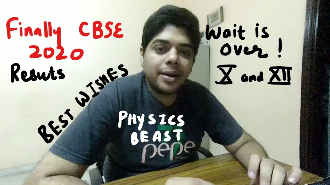 Cbse results wait is over ! All the best and best wishes from #PhysicsBeast #cbseResults