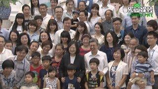 總統府員工家庭日感謝同仁承擔 蔡英文:我們都是一個團隊