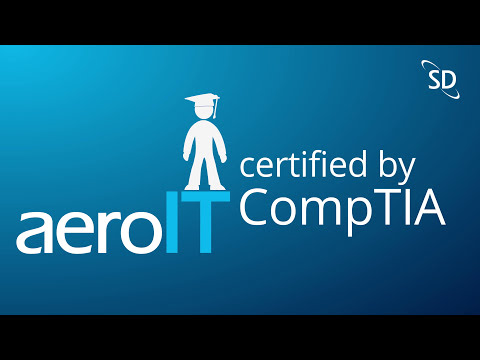AeroIT - The IT Certification for Aviation