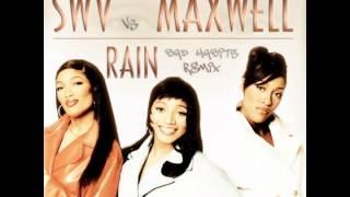 SWV vs Maxwell - Rain (AudioSavage