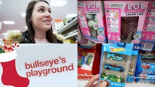 TARGET SHOP WITH ME | STOCKING STUFFERS!