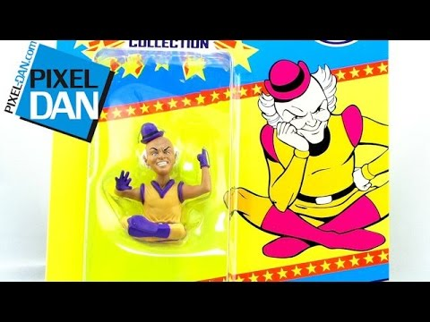 Mattel DCUC Super Powers Collection Mr. Mxyzptlk Figure Video Review
