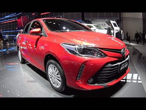 All new Toyota Vios 2016, 2017 Facelift, LED, New Toyota Vios 2016, 2017