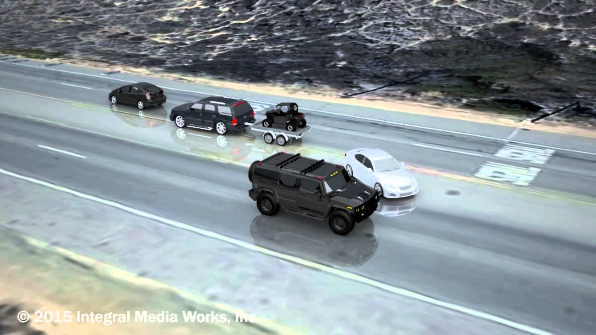 Bruce Jenner - Accident Reconstruction and Animation - YouTube