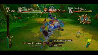 Eternal Sonata (PS3) - Ogre Champ Boss Battle
