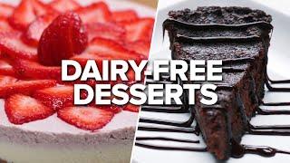 5 Dairy-Free Desserts