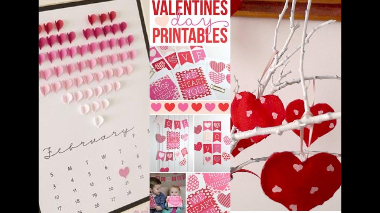 diy san valentines day tumblr inspired dolcefatina90 youtube - San Valentines Day