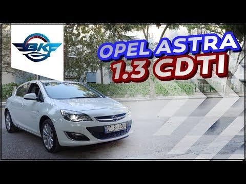 Opel Astra J 1.3 CDTI HB Cosmo | Yakıt Cimrisi | Alınır Mı? | En Detaylı İnceleme