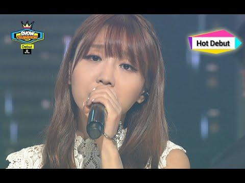 JL - Tear Rain, 제이엘 - 눈물 비, Show Champion 20141029