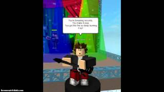ROBLOX - Dante Jackson - Nobody Rocks It The Way That You Do