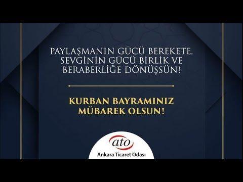 Ankara Ticaret Odası Kurban Bayramı Tebrik Videosu
