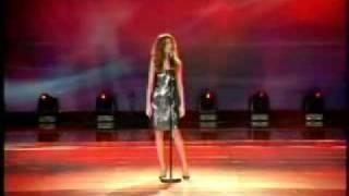 Celine Dion World Music Awards 2007