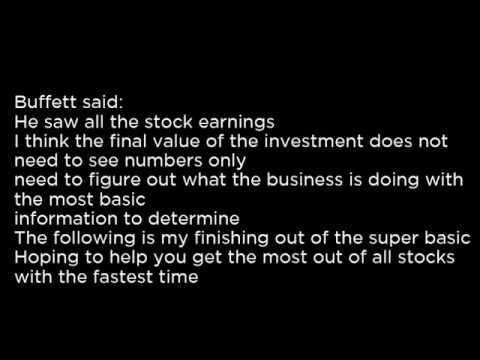 ESIO - Electro Scientific Industries, Inc. ESIO buy or sell Buffett read basic