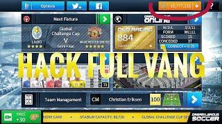 Hướng dẫn hack Full Vàng game _ dream luague soccer