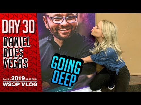 Going Deep In The $10k Razz - 2019 WSOP VLOG DAY 30