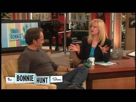 """Dirty Jobs"" Mike Rowe - THE BONNIE HUNT SHOW"