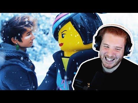 Unge REAGIERT auf Julien Bam in Lego Movies! | #ungeklickt