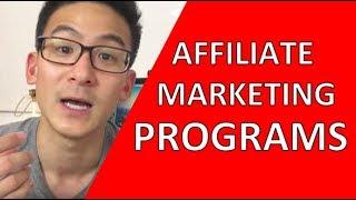Best Affiliate Marketing Programs For Beginners -  Affiliate Marketing Training