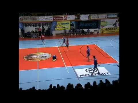 Derventa Nektar futsal 2016. 1/2 Finalne utakmice Sind Šabac-Apeiron B.Luka